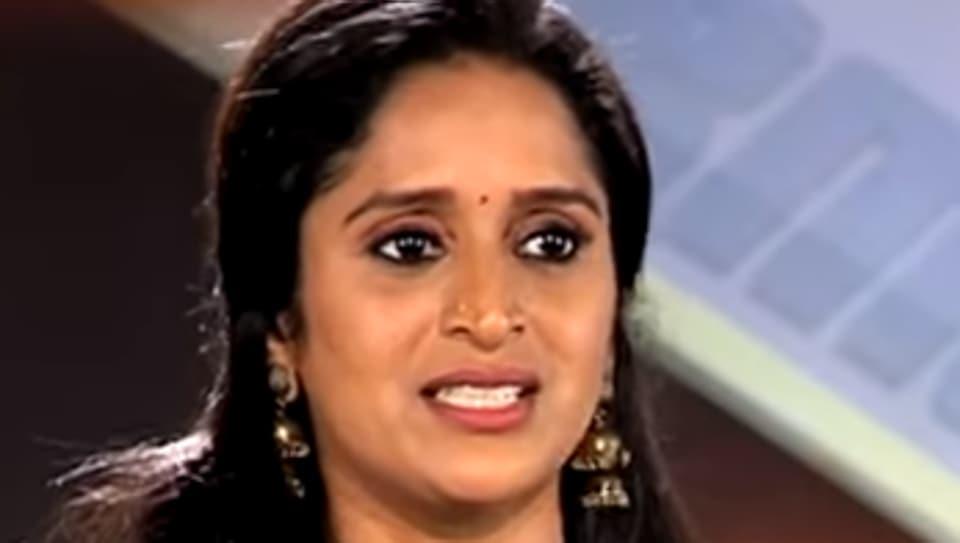 National award winning Malayalam actress Surabhi Lakshmi