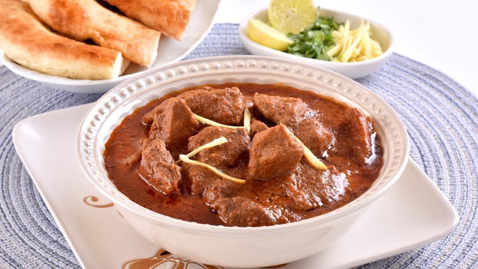 Beef korma is a simple gravy-based meat delicacy most popular in Kerala as well as Hyderabad. It's also a popular part of Pakistani cuisine, where plums and nuts make their way into the recipe.  (Shutterstock)