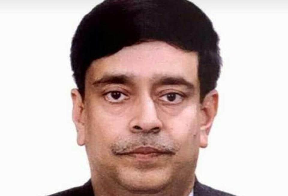 TK Goyal,PCS officer,vigilance bureau