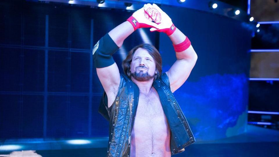 AJ Styles,World Wrestling Entertainment,WWE SmackDown