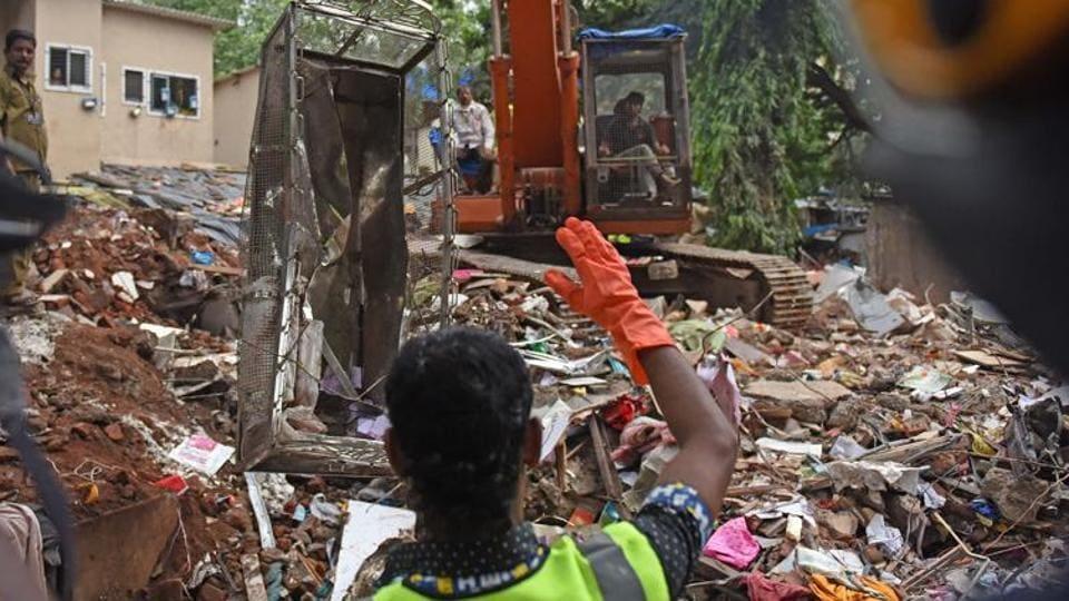 Mumbai,Ghatkopar building collapse,Siddhi Sai