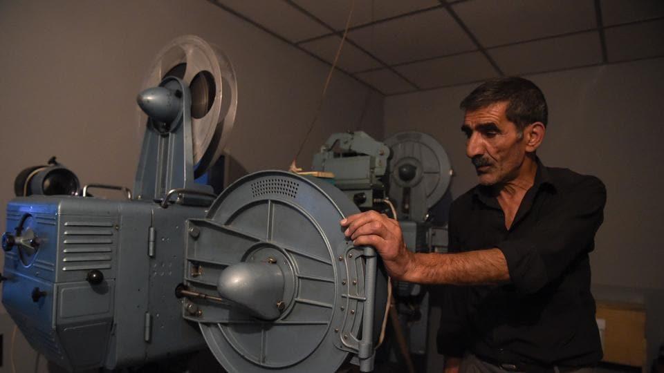 Afghanistan movies,Taliban,Lost film