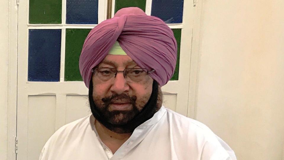 Amarinder Singh,Punjab news,Sukhbir Badal