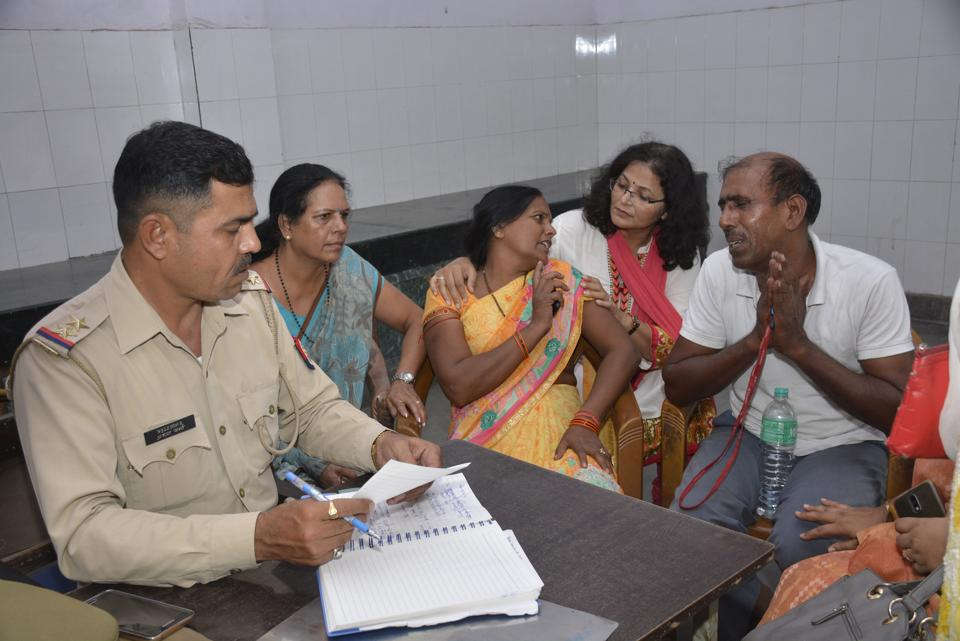 The victim's parents filed a complaint at the Sihani Gate police station on Friday.