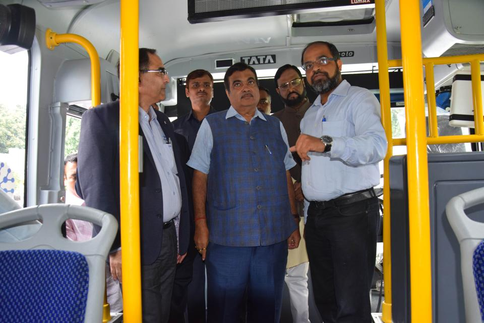 Gadkari was in the city on Friday to be a part of the golden jubilee celebrations of Central Institute of Road Transport (CIRT) and the national seminar on 'Safe and Sustainable Public Transport' organised at CIRT.