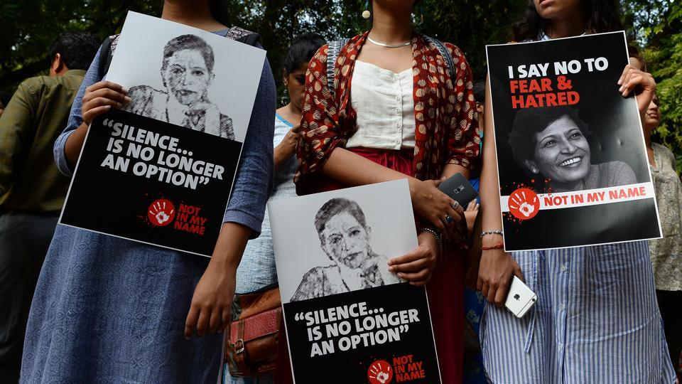 While many protests were organised against the murder of senior journalist Gauri Lankesh, Twitter users who put out offensive tweets against Lankesh remain unrepentant.