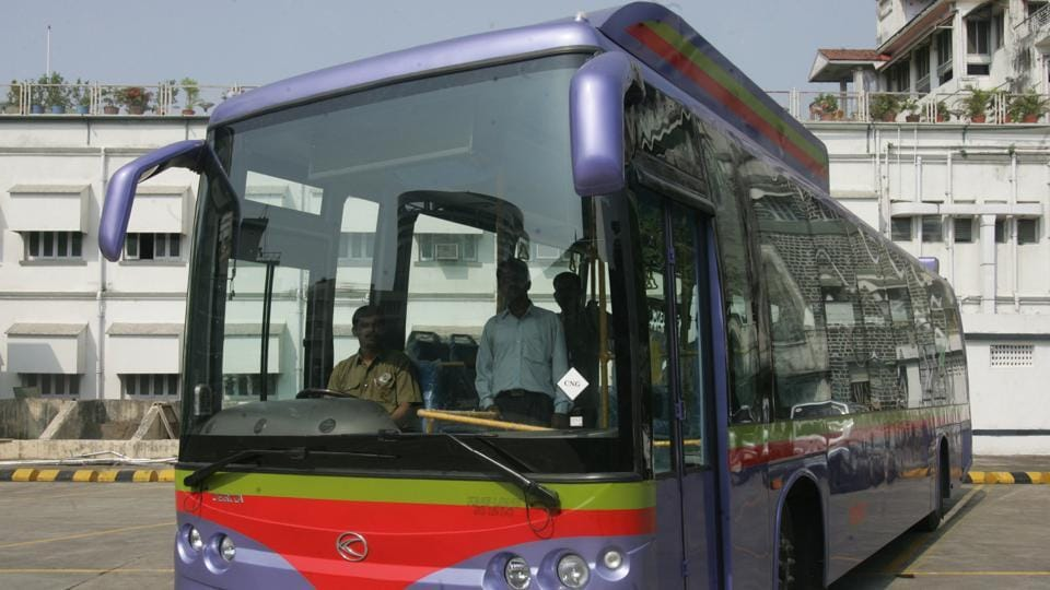 The BEST management suffered an annual loss of Rs82 crore from AC buses