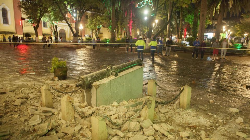 Mexico,Mexico Earthquake,Earthquake