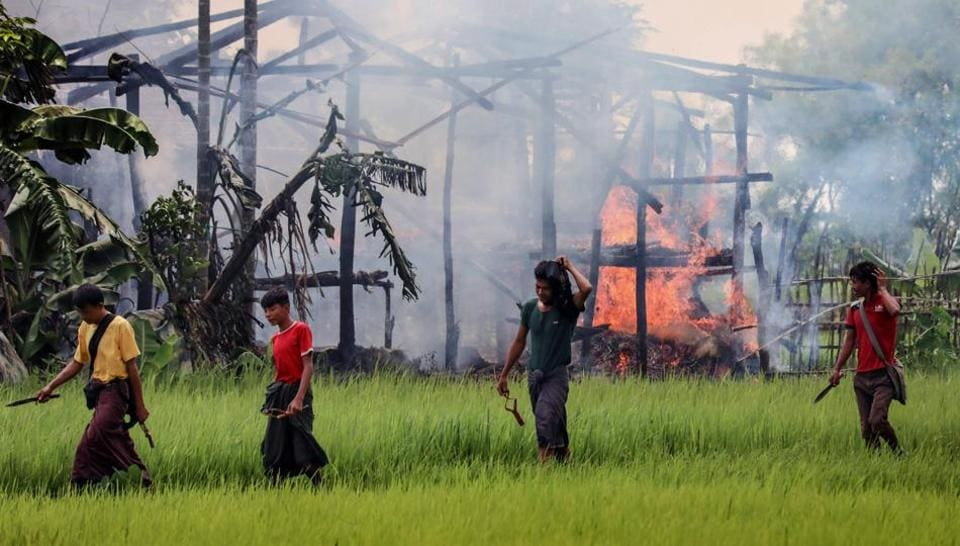 Rohingya crisis,Rohingya violence,Rohingya Muslims