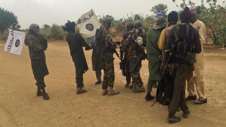Boko Haram,Nigeria,Borno state capital