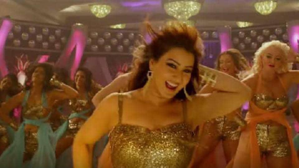 Shilpa Shinde is popular for her role as Angooribhabhi from Bhabhiji Ghar Par Hai .