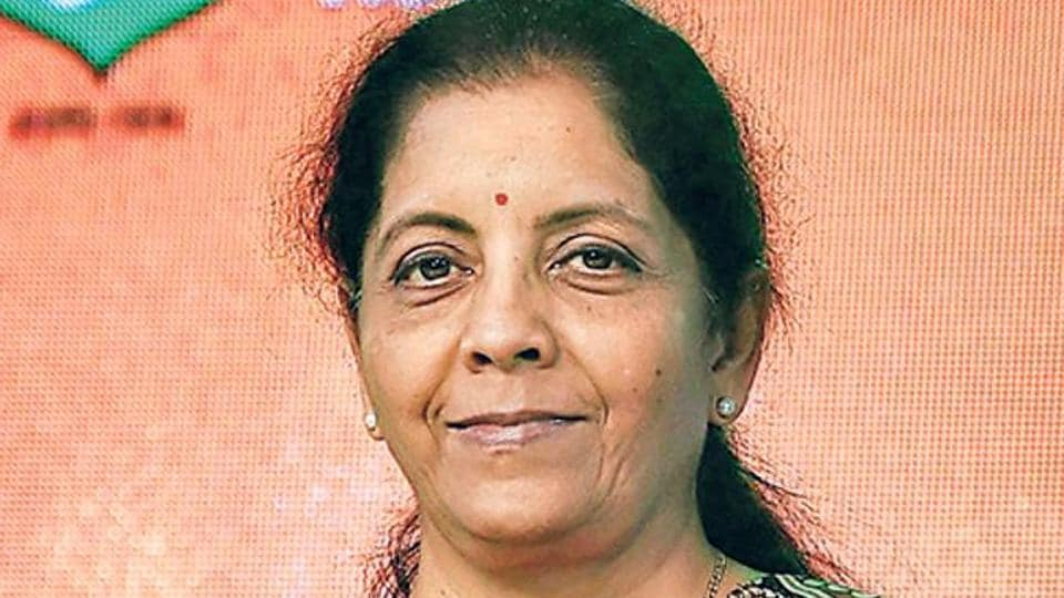 Nirmala Sitharaman on Thursday assumed charge as the country's defence minister.