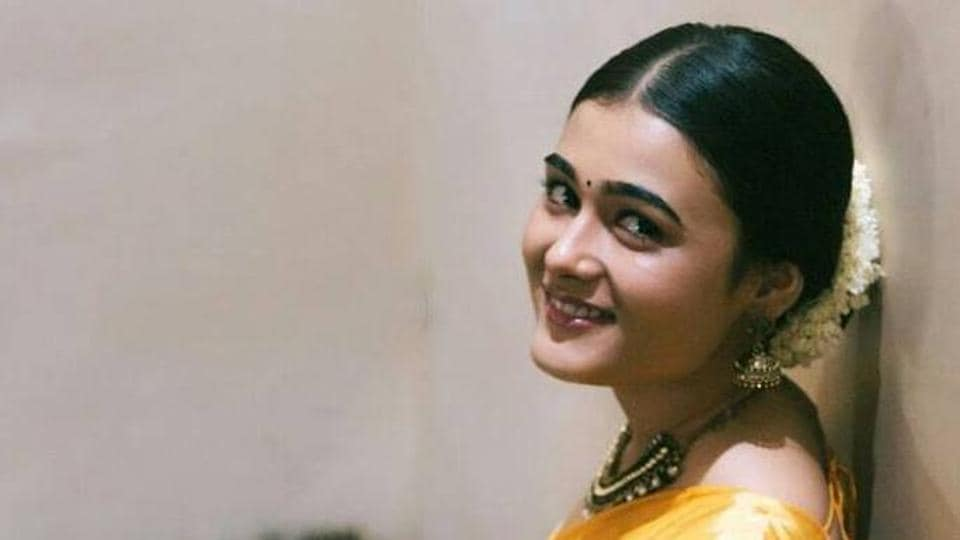Shalini Pandey made her film debut with ArjunReddy.