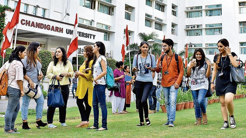 Chandigarh University is an educational home to 24,000 students from across the country and more than 550 youngsters from across the world. The number of teaching and non-teaching employees stands at 6,000.