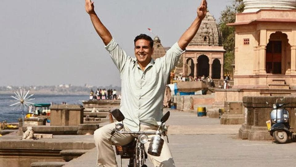 Akshay Kumar is currently working on R Balki's PadMan.