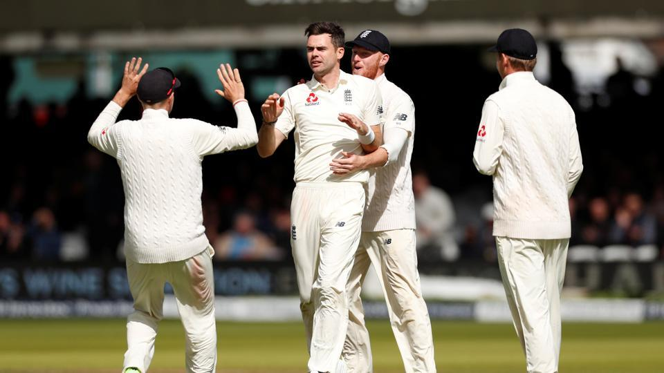James Anderson picked up 7/42, his career-best figures in Tests as England defeated West Indies by nine wickets to clinch the Lord's Test and the series 2-1.