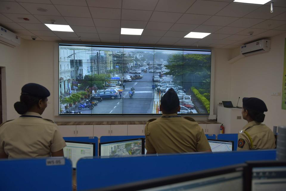 File photo of a Police Control Room.