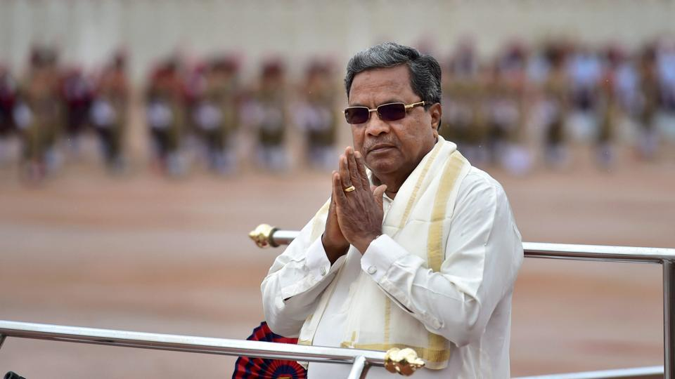 Karnataka chief minister Siddaramaiah has come out firing on all cylinders even as the BJP is struggling to get a grip on its crankshaft in the poll-bound state.