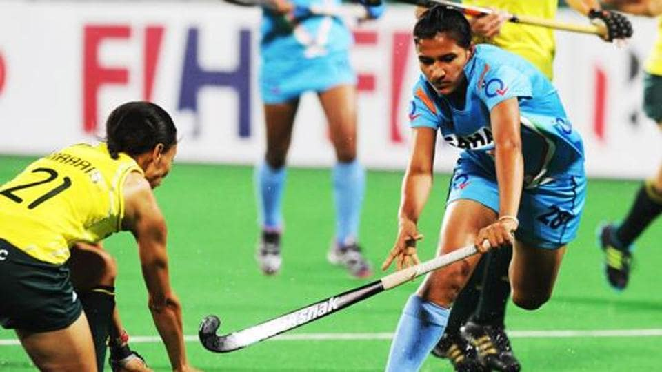 Indian Women's hockey team captain Rani Rampal made several forays into the rival half but could not score.