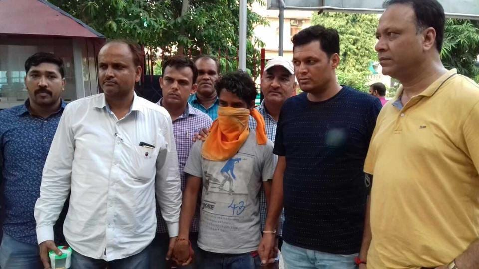 Police said the arrested man Subhash, alias, Gaurav, had made a friendly entry in Laxmi Devi's home with an intention to rob her since he knew that she lived alone. Police said he hadn't planned on killing her.