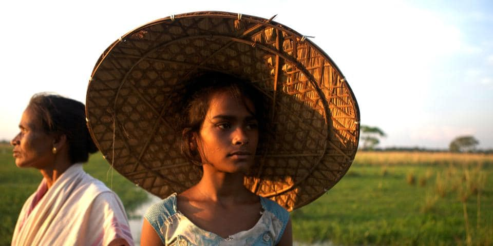 A still from Assamese film Village Rockstars, that had its world premiere at the Toronto International Film Festival.