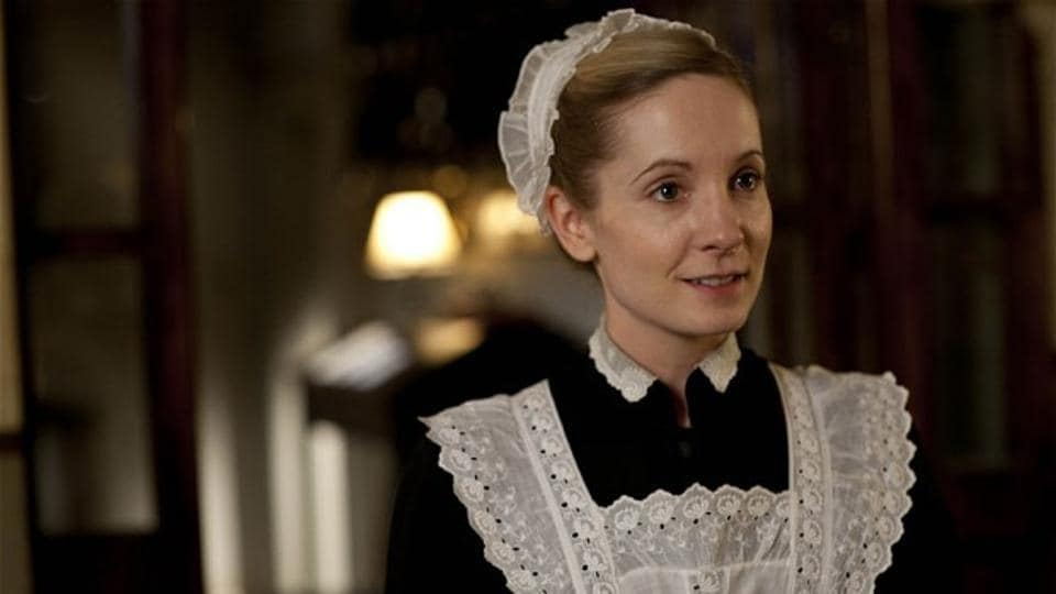 Joanne Froggatt is best-known for her part as Anna Bates from hit period drama series Downton Abbey.