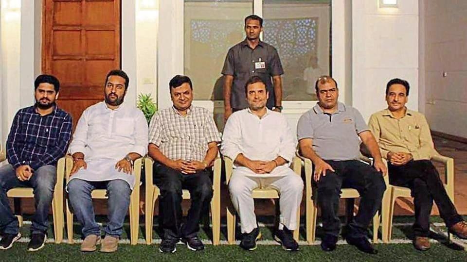 PU polls 2017,NSUI,Rahul Gandhi