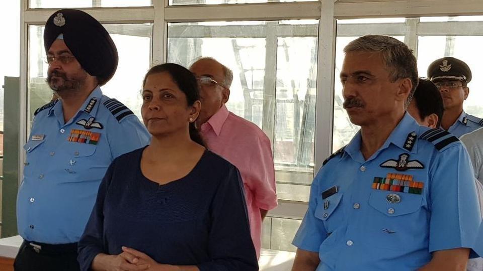 Indian Air Force,Nirmala Sitharaman,Military preparedness