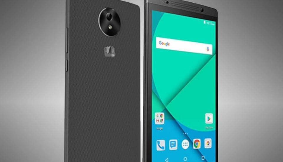 Micromax,Micromax Bharat 2,Smartphone