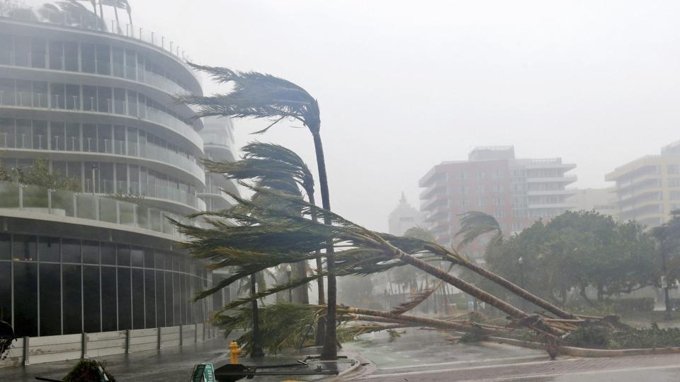 Hurricane Irma,Florida,US West Coast