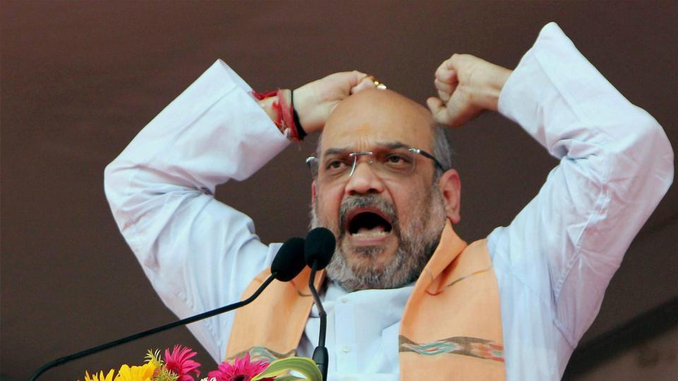 Odisha,BJP,Amit Shah