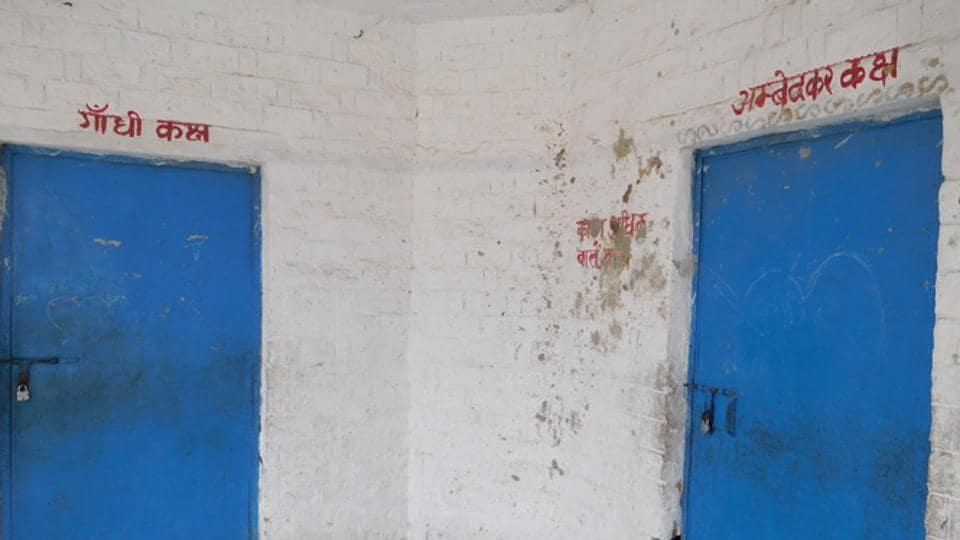 The incident occurred in Ashoka Public School in Bulandshahr.
