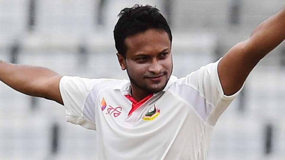 Shakib Al Hasan is planning to take a break from Test cricket.