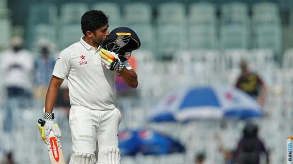 Karun Nair will lead the India A side vs New Zealand A.