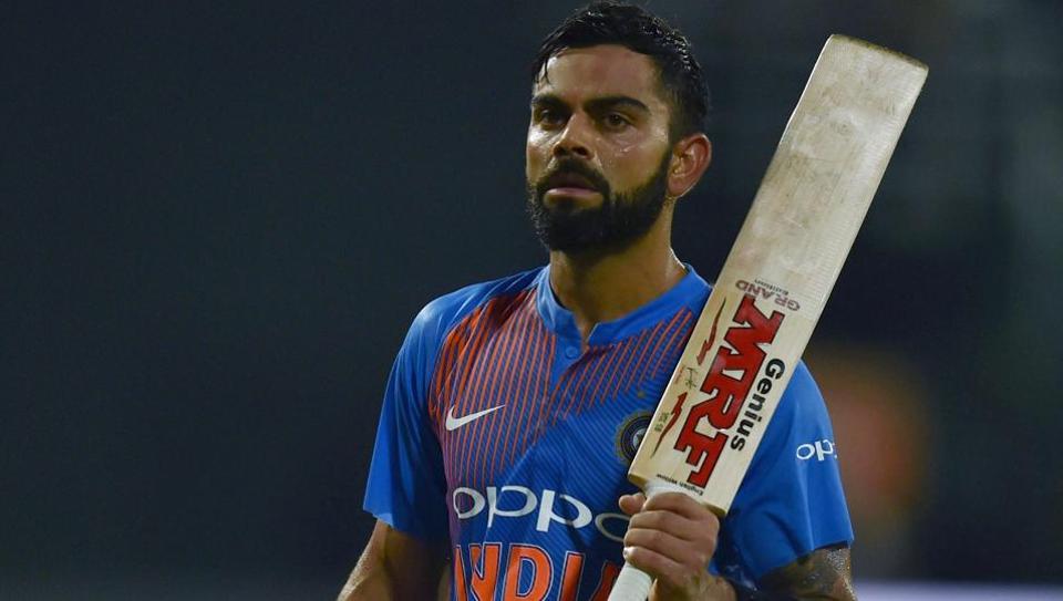 India captain Virat Kohli has had a phenomenal run with the bat of late.