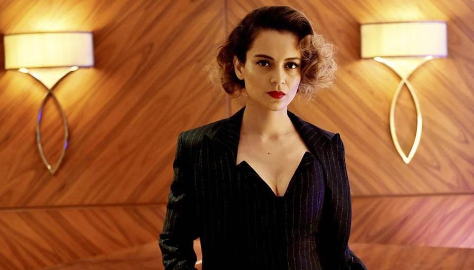 Kangana Ranaut's last release was Rangoon. She will soon be seen in Simran.