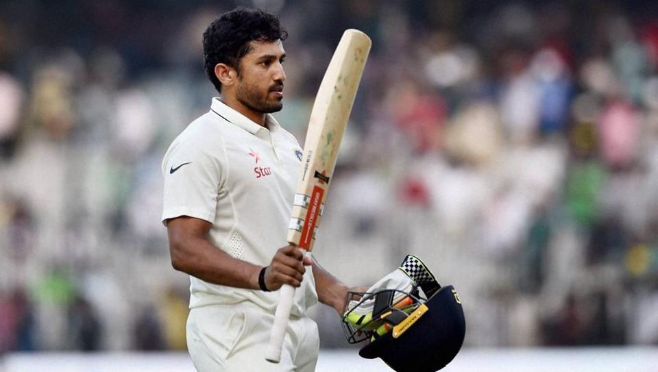 Duleep Trophy,India A vs New Zealand A,Karun Nair
