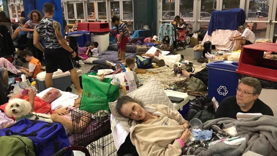 Hurricane Irma,Indians in US,Irma evacuation
