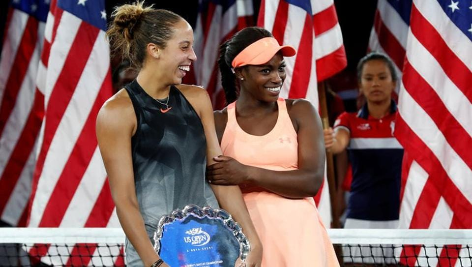 Sloane Stephens and Madison Keys will remain friends despite the latter routing the former in the USOpen final.