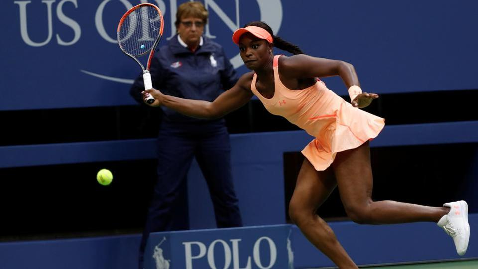 Sloane Stephens absolutely dominated the women's singles final against Madison Keys. (REUTERS)