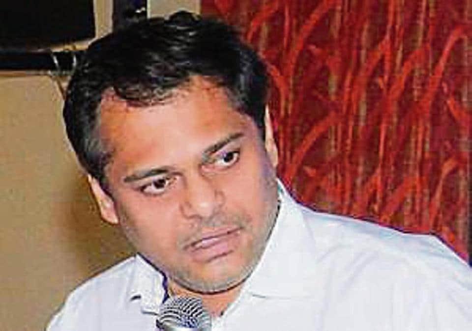 BJP legislator Ameet Satam