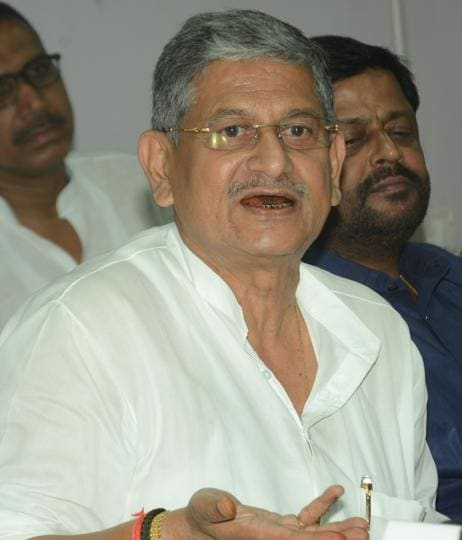 Bihar minister Lalan Singh held a press meet in Patna on Monday to warn the RJD to watch its words.