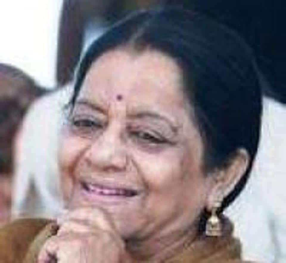 Shyama Singh,former MP,Nikhil Kumar