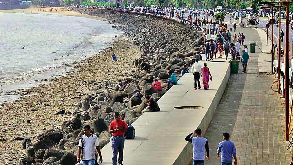 Mumbai news,rising sea level,Mumbai submerged