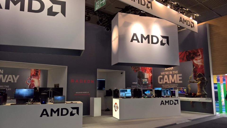 AMD senior vice president Jim Anderson said a lot of advanced engineering work is being done in India. (Photo: Twitter)