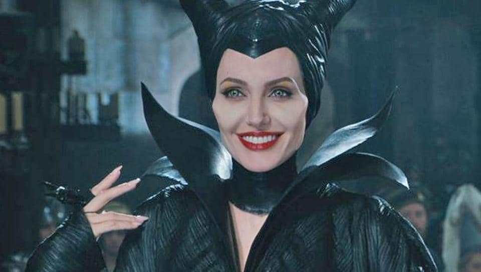 Angelina Jolie Weirded Her Kids Out By Trying The Maleficent
