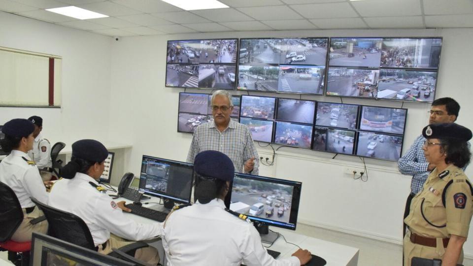 Central Traffic Management System control room was launched by the Pune Police on August 19, 2017.