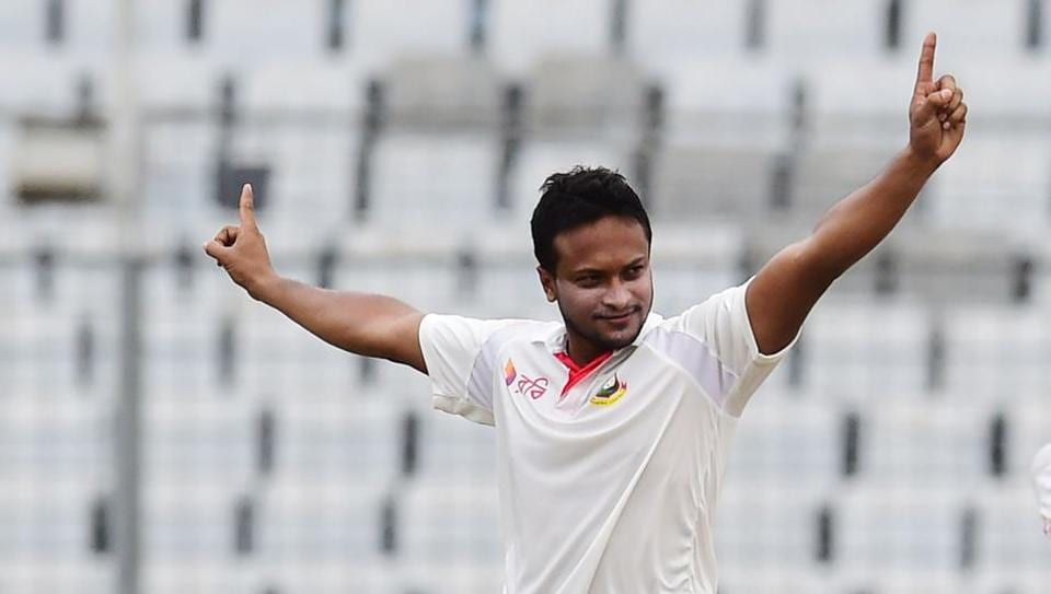 Shakib to miss first Test against Proteas