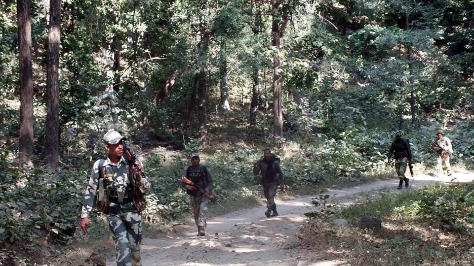 The encounter took place between the state's elite Special Operation Group and the Maoists in Milicia reserve forest.