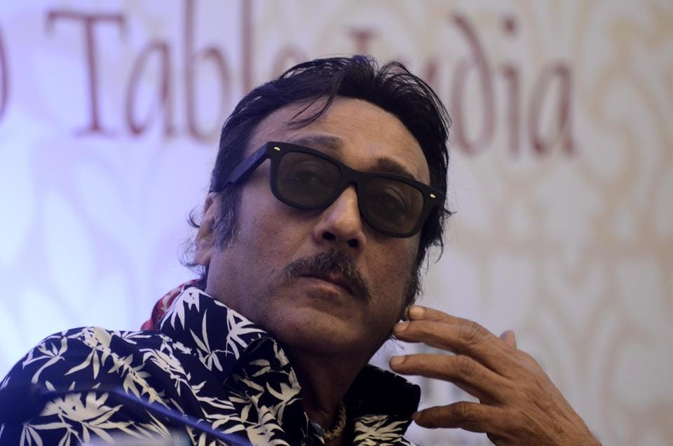Actor Jackie Shroff was declared as a brand Ambassador of Round Table of India ) in Pune on Friday
